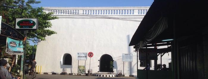 Panggung Krapyak is one of YOGYAKARTA.