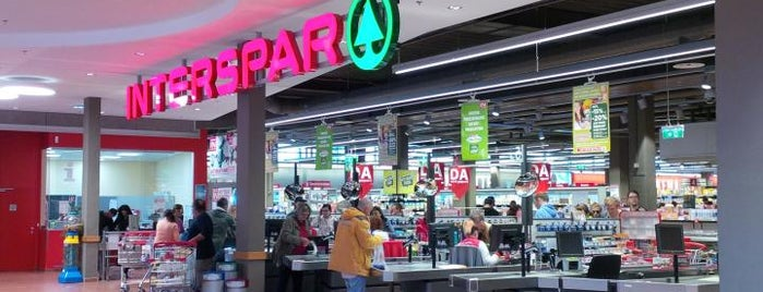INTERSPAR is one of Stores and services in Graz.