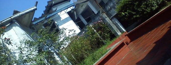 Centro de Formação Para Apostolado de Santos (CeFAS) is one of favoritos.