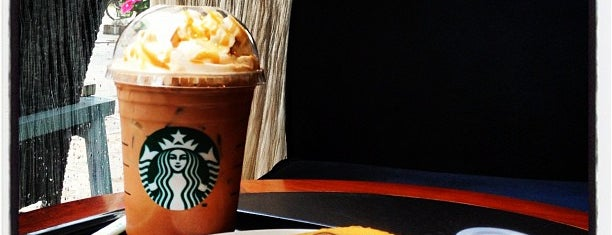 Starbucks is one of Coffeelover ♪(´ε` ).