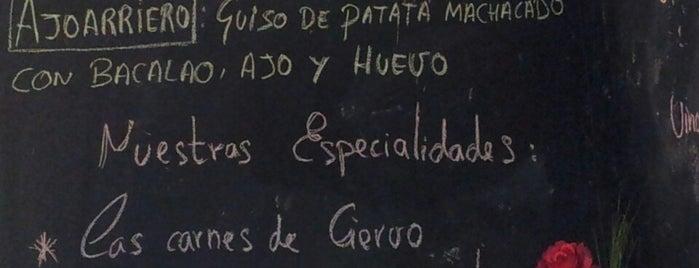 Restaurante El Secreto is one of diferentes ciudades.