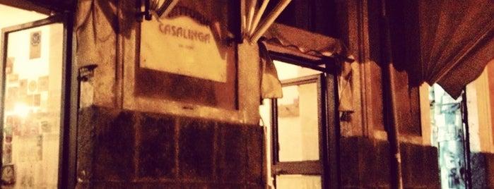 Trattoria Casalinga di Nino Mannino is one of My City Restaurants.