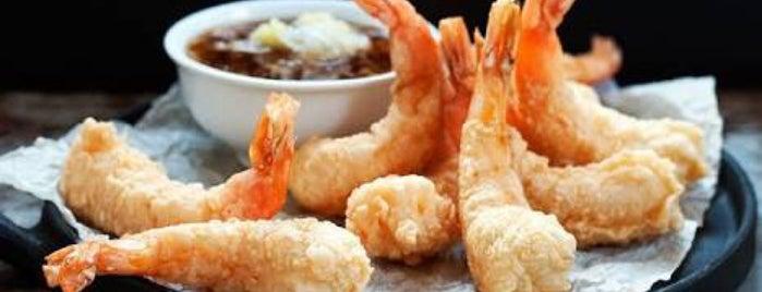 TEN Japanese Cuisine is one of FAVORITE JAPANESE FOOD.
