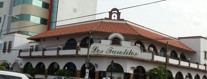 Los Farolitos is one of Time tO eat..!!.
