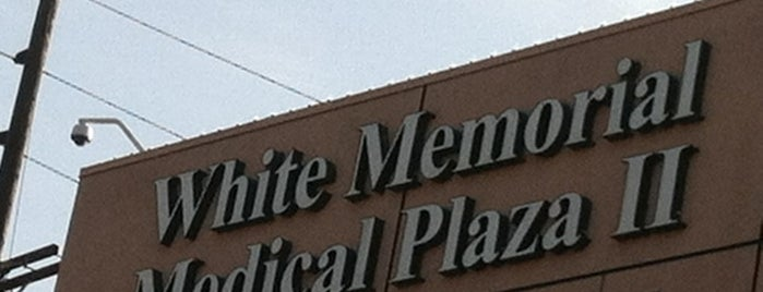 White Memorial Medical Center is one of Cool things to see and do in Los Angeles.