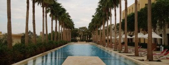 Kempinski Hotel Ishtar is one of Jordan.