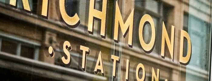 Richmond Station is one of Toronto.