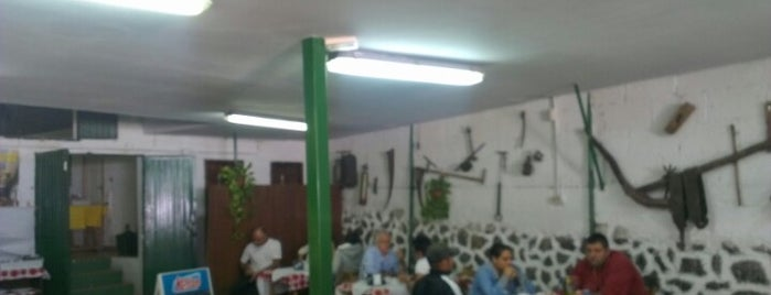 El Invernaderito is one of Tenerife: restaurantes y guachinches..
