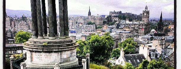 Calton Hill is one of Scotland.
