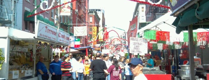 Little Italy is one of NYC - Quick Bites!.