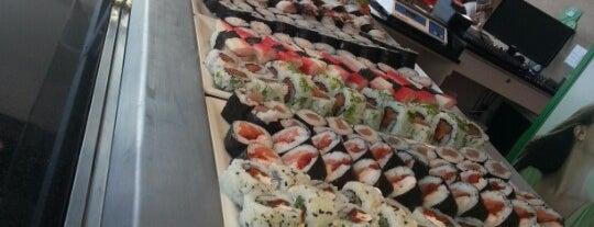 Zanoni Sushi is one of Sushi Work Place.