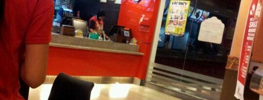 KFC Tanjong Karang is one of Makan Time..