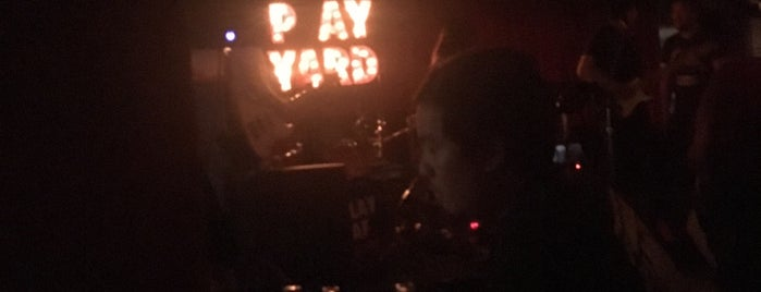 Play Yard by Studio Bar is one of Hangout.