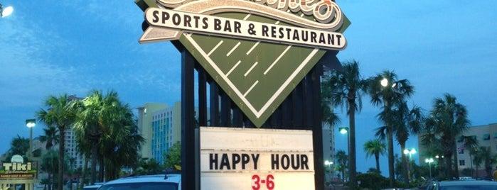 Sidelines Sports Bar & Restaurant is one of Seafood Restaurants - Top Picks.
