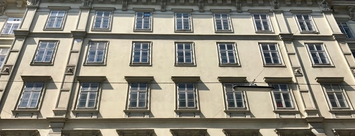 Alte Post is one of Vienna, Austria.