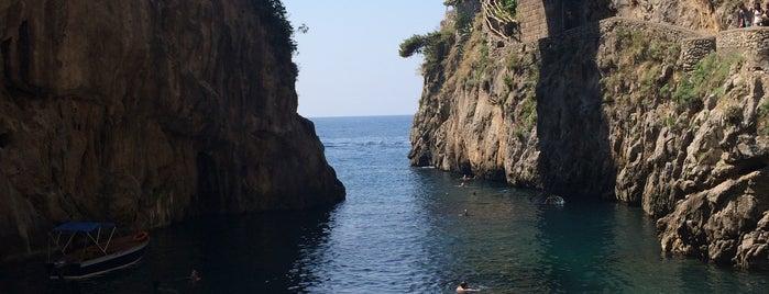 Fiordo di Furore is one of Travel Guide to Amalfi Coast.