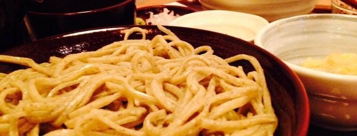 蕎麦 しずく is one of 行きたい(飲食店).