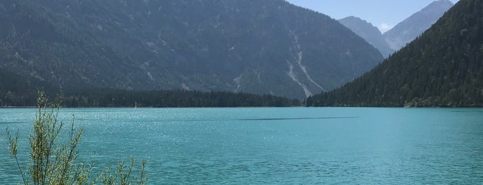 Plansee is one of Österreich.