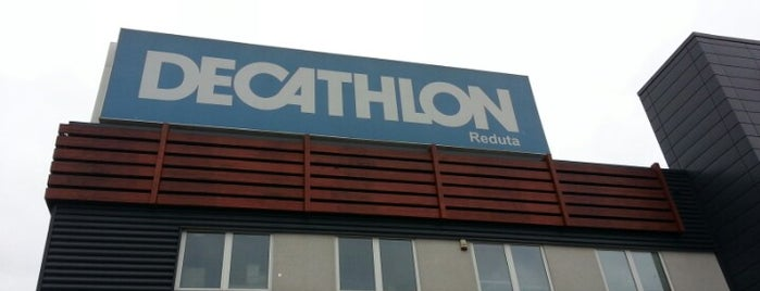 Decathlon Reduta is one of Guide to Warszawa's best spots.