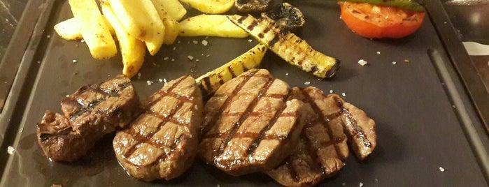 Ayşe Hanım Steak House is one of Istanbul.