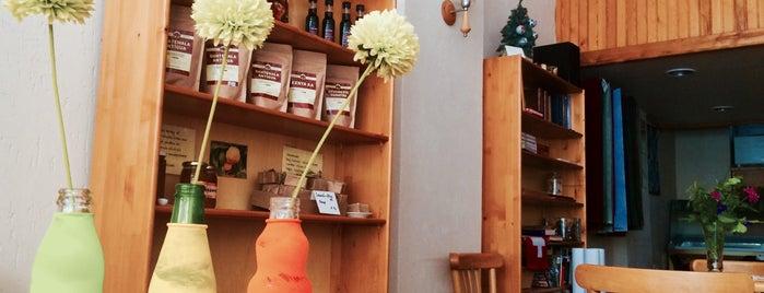 St. John Cafe Shop is one of devr-i alem..!.