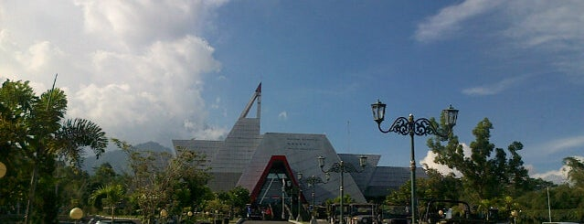 Museum Gunung Api Merapi is one of Museum.