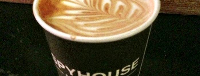 Spyhouse Coffee is one of #ThirdWaveWichteln Coffee Places.