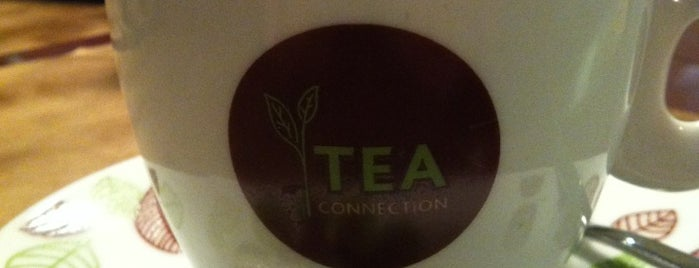 Tea Connection is one of Veggie Santiago (Santiago Vegetariano y Vegano).