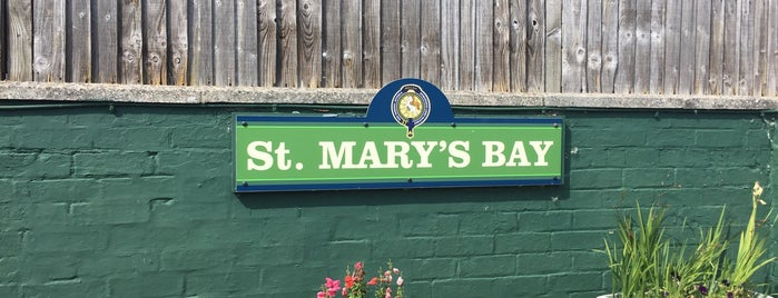 St Mary's Bay Station (RH&DR) is one of Hythe Holiday.