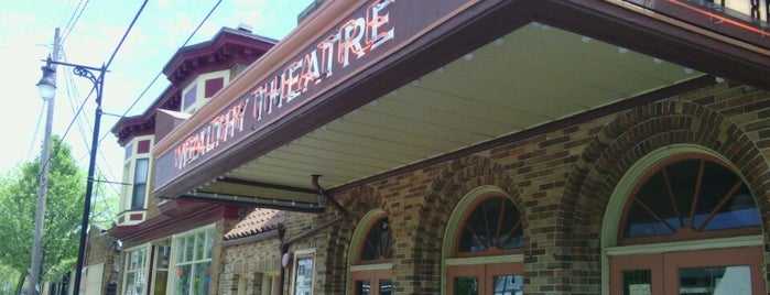 "Wealthy Theatre is one of Best Places in Grand Rapids for ""People Watching""."