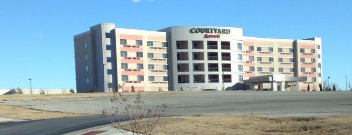 Courtyard Tulsa Woodland Hills Is One Of The 13 Best Hotels In