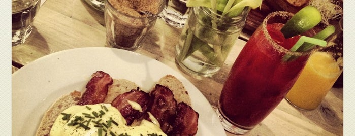 Bakers & Roasters is one of MY AMSTERDAM // LUNCH // BRUNCH.
