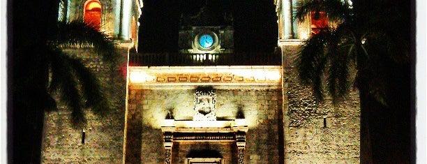 Catedral De San Gervasio is one of CrystttalitoFest.