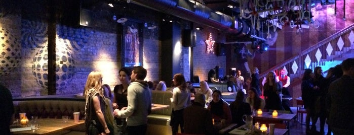 Trapeze Bar is one of London.