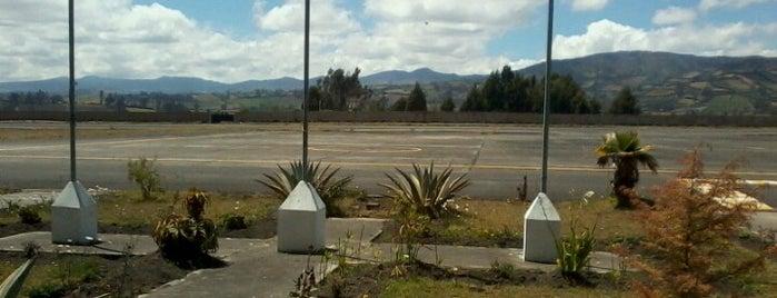 Aeropuerto San Luis is one of Álbum Viajero Aeropuertos, COL.