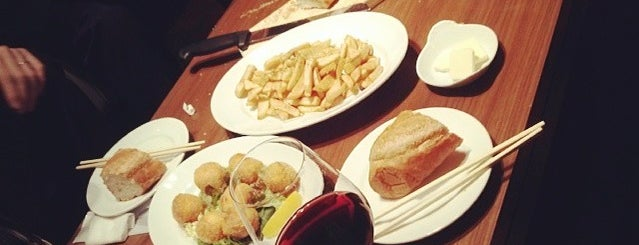 WINE & FOOD ワイン渡辺。 is one of ノマドスポット in 名古屋.