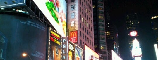 DoubleTree Suites by Hilton Hotel New York City - Times Square is one of 탑게스트.
