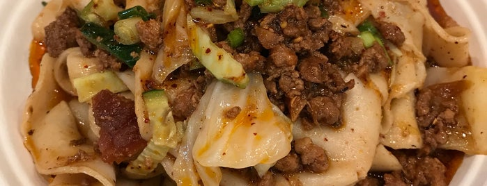 Xi'an Famous Foods is one of NUEVA YORK.