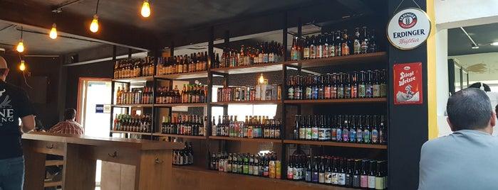 La Tregua is one of Cerveza en el DF..