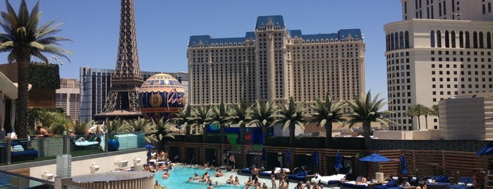 The Cosmopolitan of Las Vegas is one of 50 Best Swimming Pools in the World.