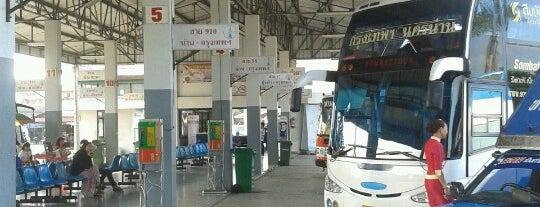 สถานีขนส่งผู้โดยสารจังหวัดน่าน is one of ลำพูน, ลำปาง, แพร่, น่าน, อุตรดิตถ์.