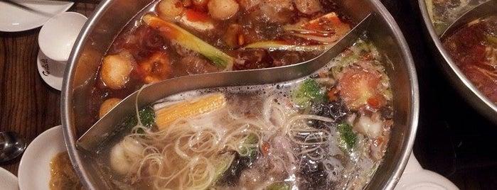 Tian Fu II is one of Chinese food in Berlin.