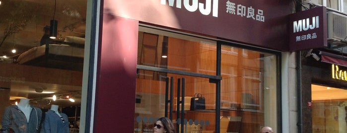 Muji is one of İstanbul.