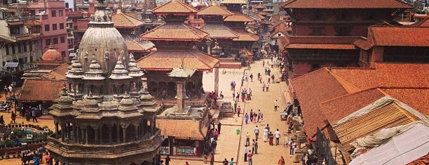 Patan Durbar Square is one of Kathmandu.