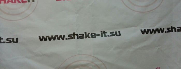 Shake It is one of The Next Big Thing.