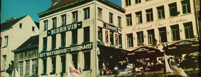 Het Waterhuis aan de Bierkant is one of Prive.