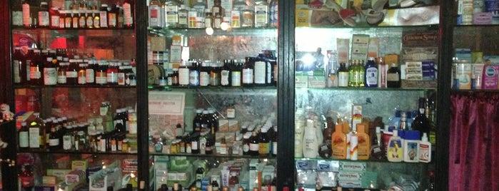 Arthur Mayne Pharmacy & Wine Garden is one of PIBWTD.