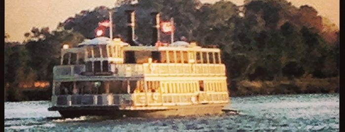 Magic Kingdom Ferry Dock is one of Walt Disney World.