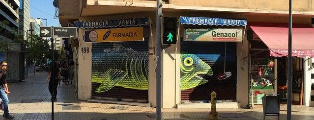 Farmacia Vania is one of Salud.