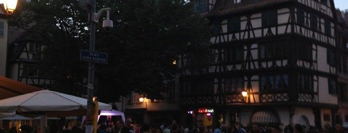 Place Saint-Étienne is one of Strasbourg - Capitale de Noël - #4sqcities.